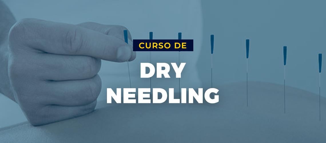 Curso de DRY needling - Cursos