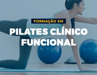 Formação Completa em Pilates Clínico Funcional