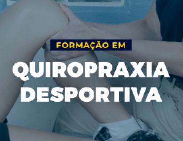 Formação em Quiropraxia Desportiva