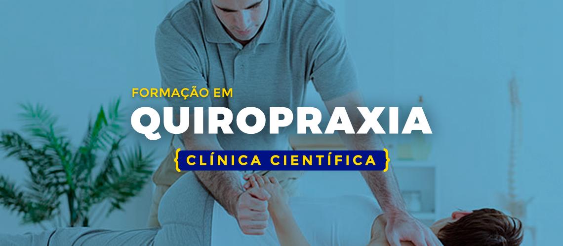 Formação em Quiropraxia Clínica Científica - Cursos