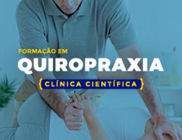 Formação em Quiropraxia clínica científica