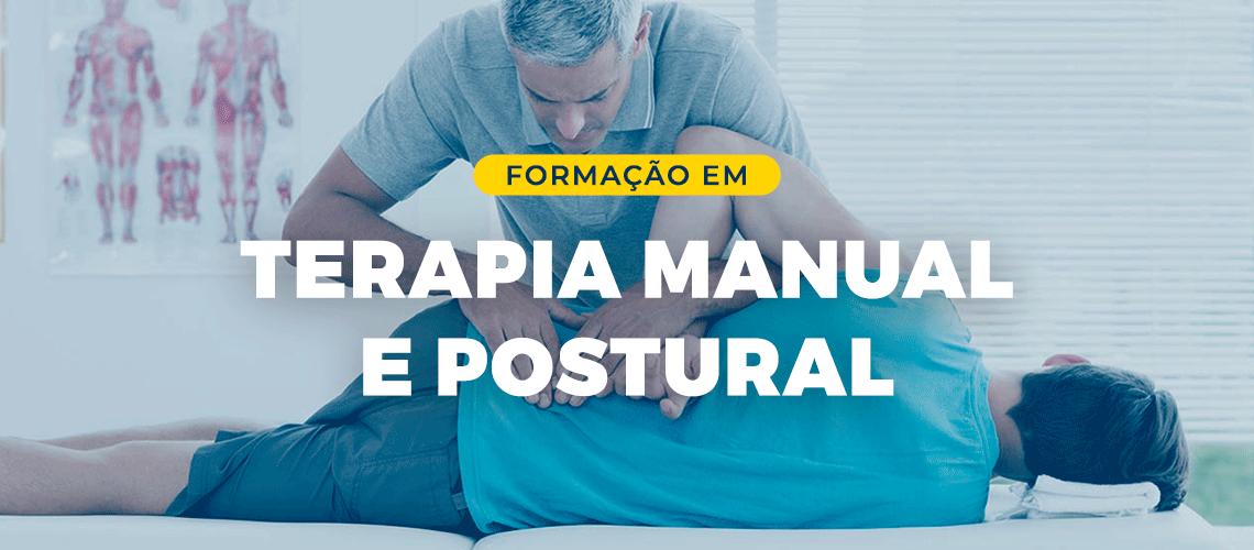 Formação em Terapia Manual e Postural - Cursos